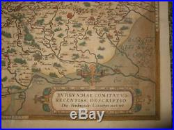 1579, Xl-franche Comte-burgundy France, Besancon, Pontarlier, Vesoul Lure Dole Gray
