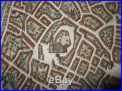 1581, Xl-plan/map, Arras/atrebatum, Franceartois/flandersbraun+hogenberg