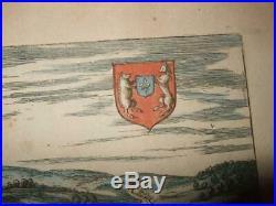 1581, Xl-view, Blois/bloys, Franceloire, Tours, Orleans, Loir+cherbraun+hogenberg