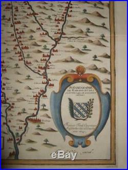 1628, Xl-le Clerc, Garonne, Gascogne/aquitaine, Bordeaux, Toulouse, Agen, Cahors, France