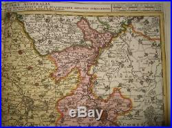 1690s, XL-FRENCH FLANDERS, FRANCE, BELGIUM, LILLE DOUAI TOURCOING ROUBAIX TOURNAI