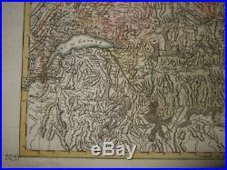 1780s, XXL-SWITZERLAND, SUISSE, ZURICH GENEVA BASEL BERN LAUSANNE LUGANO LUCERNE