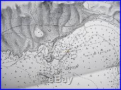 Antique Map France Blog Archive 1914 France Baie De La Ciotat De