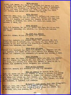 American Expeditionary Forces AEF WWI 1918 Documents + Military Map METZ FRANCE