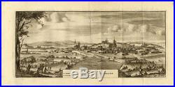 Antique Map-FRANCE-SOISSONS-PICARDY-Weege-1753
