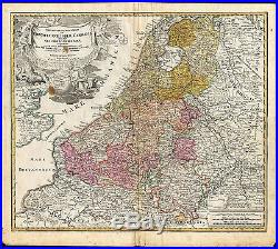 Map Of France And Holland Belgium.Antique Map France Blog Archive Antique Map The Netherlands