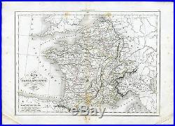 Antique Print-ANCIENT ROMAN-FRANCE-GALLIA-Delamarche-1840