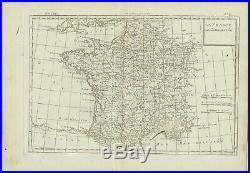 La France par Géneralités Bonne (c. 1780)
