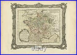 La France sous Charles IV (.) Zannoni (1765)