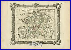 La France sous la fin du Regne de Jean II (.) Zannoni (1765)