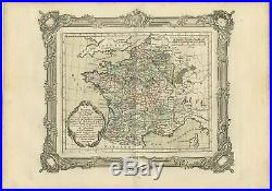 La France sous le Règne de Charles VII (.) Zannoni (1765)