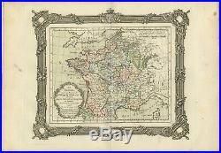 La France sous les Regnes de Philippe de Valois (.) Zannoni (1765)