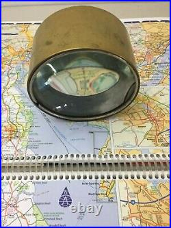 Magnifying Glass Map Reader Nautical (Antique) One of a kind