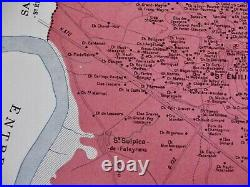 Old Map of Great Wines of France The Bordeaux St Émilion St Hippolyte Ch. Mangot