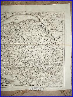 Savoy / Savoie Lake Geneva France Salmon / Albrizzi 1740-1756