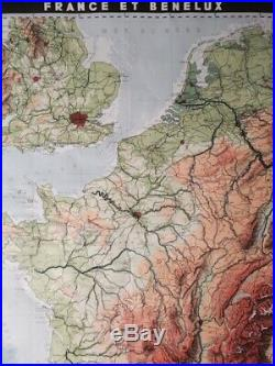 Map Of France Provinces.Antique Map France Blog Archive Vintage Wall Map French Language